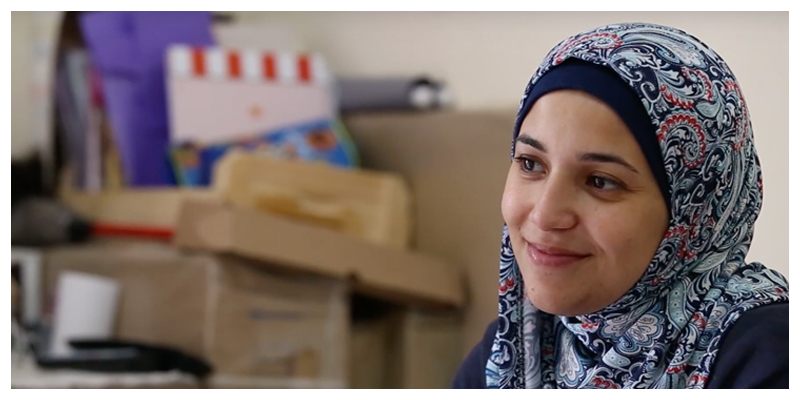 Recomeços: Sobre Mulheres, Refúgio e Trabalho (trailer)