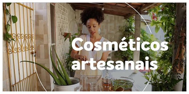 Mona Soares: Cosméticos artesanais (English subtitles)